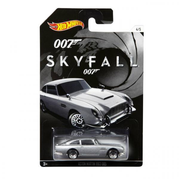 Hot  Wheels James Bond Özel Serisi