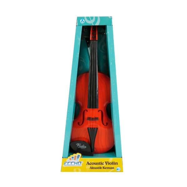 Akustik Keman 49 Cm Kirmizi Toyzz Shop