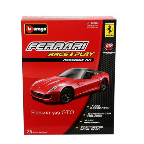 1:32 Ferrari 599 GTO Kit