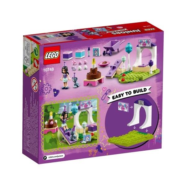 LEGO Juniors Emma'nın Evcil Hayvan Partisi 10748
