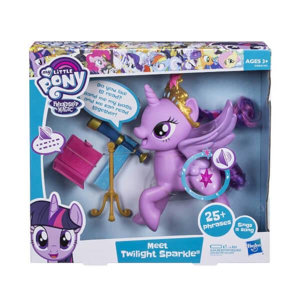 My Little Pony Konuşan Pony Arkadaşım E1973