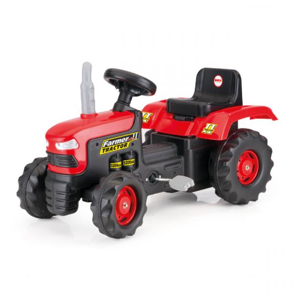 Dolu Pedallı Traktör