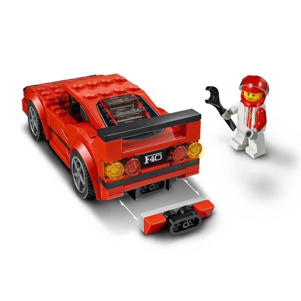 LEGO Speed Champions Ferrari F40 Competizione 75890