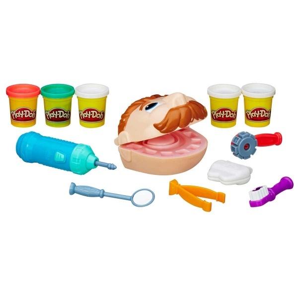 Play Doh Dişçi Hamur Seti