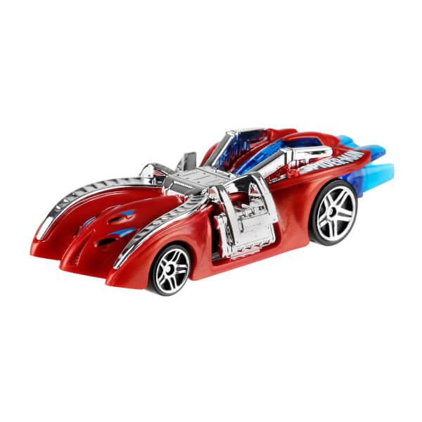 Hot Wheels Arabalar Spiderman Özel Seri