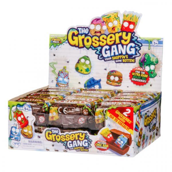 Grossery Gang 2'li Çöps Paketi
