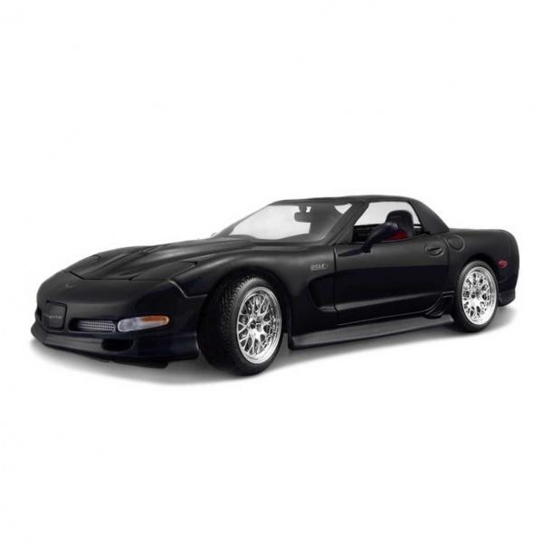 1:18 Maisto Chevrolet Corvette 2001 Model Araba