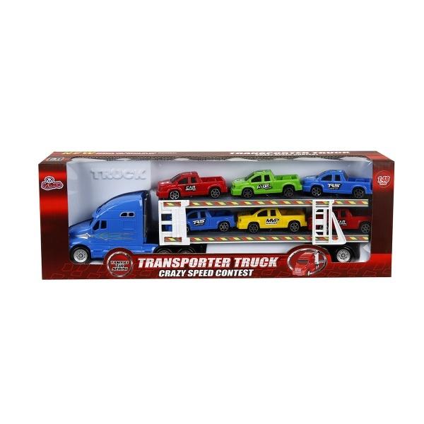 1:48 Sürtmeli Transporter