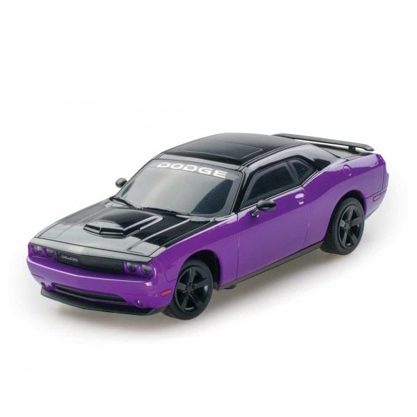 1:26 Uzaktan Kumandalı Dodge Challanger Işıklı Araba