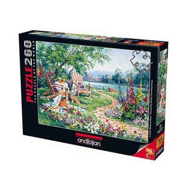 260 Parça Puzzle : Gölde