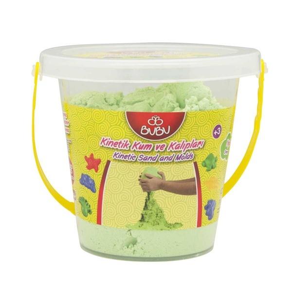 BuBu Kinetik Yeşil Kum Kova 500 gr