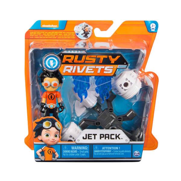 Rusty Rivets Kart Yapı Seti