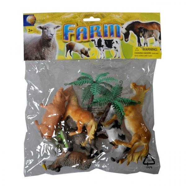 Hayvan Figürleri Büyük Oyun Seti