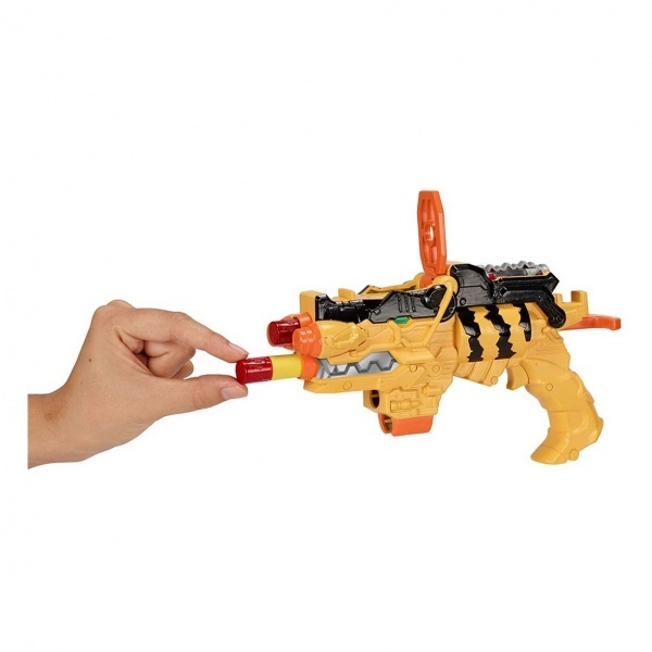 Power Rangers Dino Super Charge Fırlatıcılı Morpher