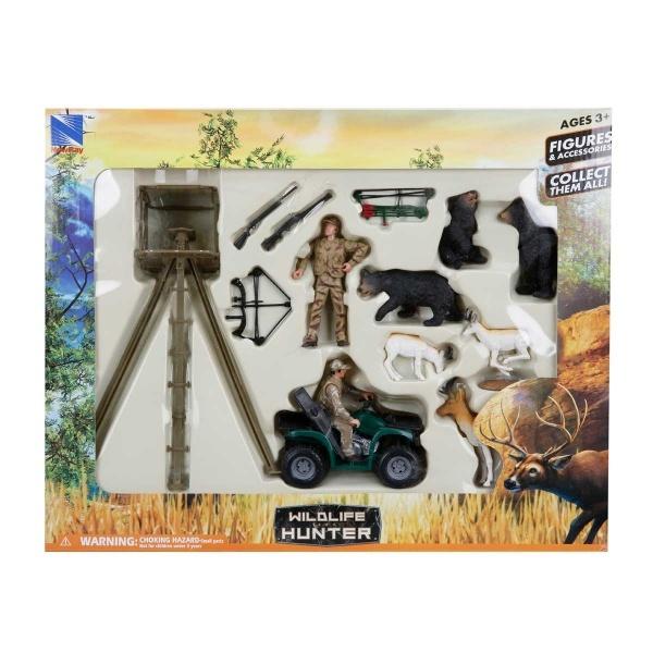 Wild Hunting ATV Oyun Seti