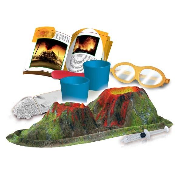 Volkan Keşfi Bilim Seti
