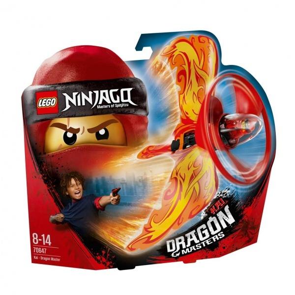 LEGO Ninjago Kai - Ejderha Ustası 70647
