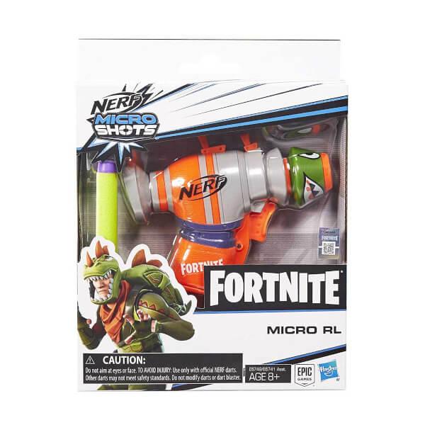 Nerf Fortnite Microshots E6741
