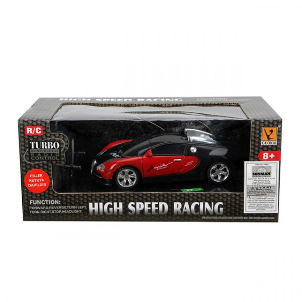1:24 Uzaktan Kumandalı High Speed Racing