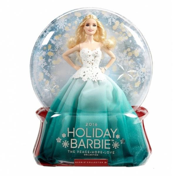 Mutlu Yıllar 2016 Barbie