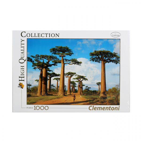 1000 Parça Puzzle : Madagascar