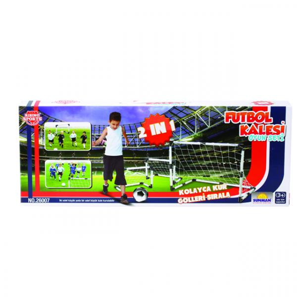 Futbol Kalesi 2'si 1 Arada