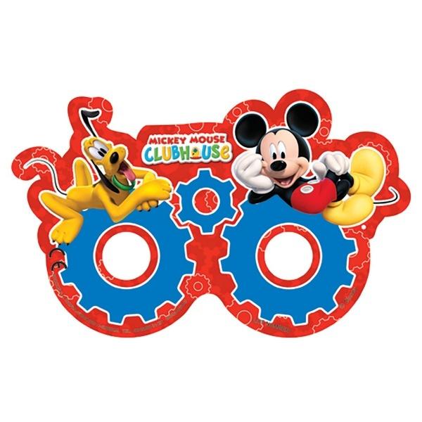 Mickey 6'lı Maske