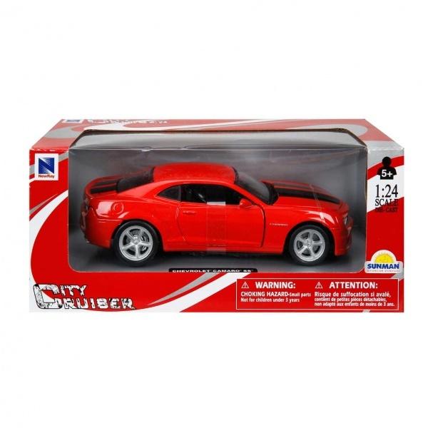 1:24 City Cruiser Chevrolet Camaro SS Model Araba
