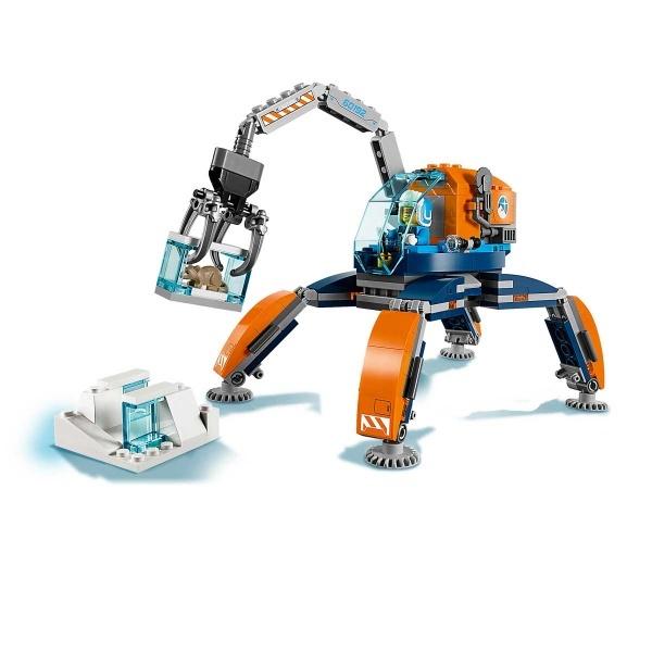 LEGO City Arctic Expedition Kutup Paletli Buz Aracı 60192