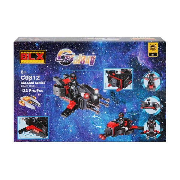 Yapım Seti: Galaksi Serisi C0812