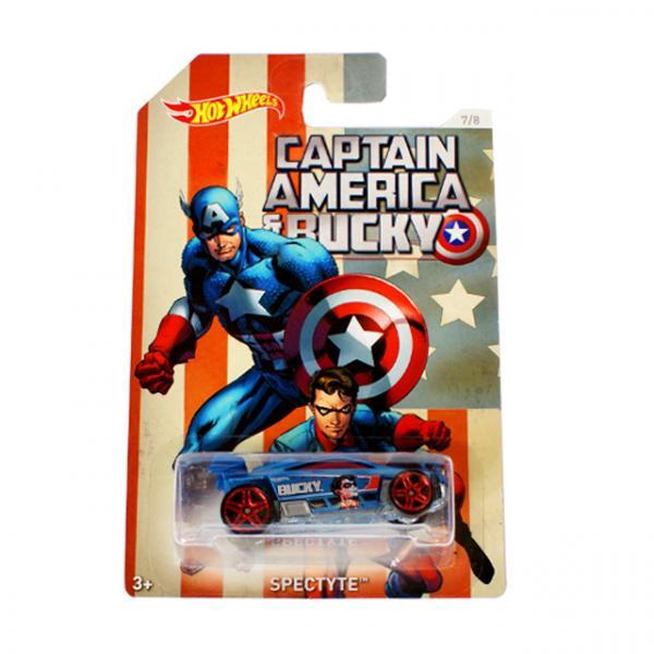 Captain America Özel Seri Araçlar