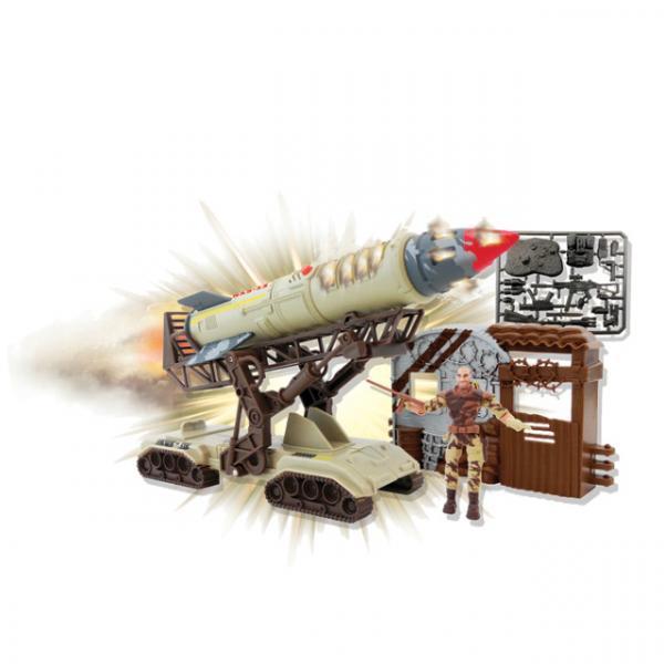 Roketli Asker Oyun Seti
