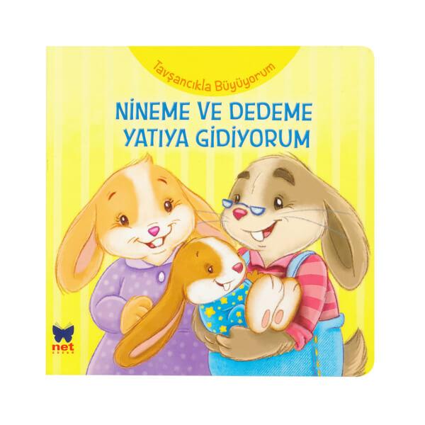 Tavşancıkla Büyüyorum - Nineme ve Dedeme Yatıya Gidiyorum