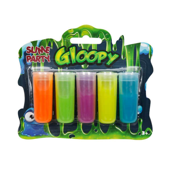 Gloopy 5'li Party Slime Jöle 95,5 gr.