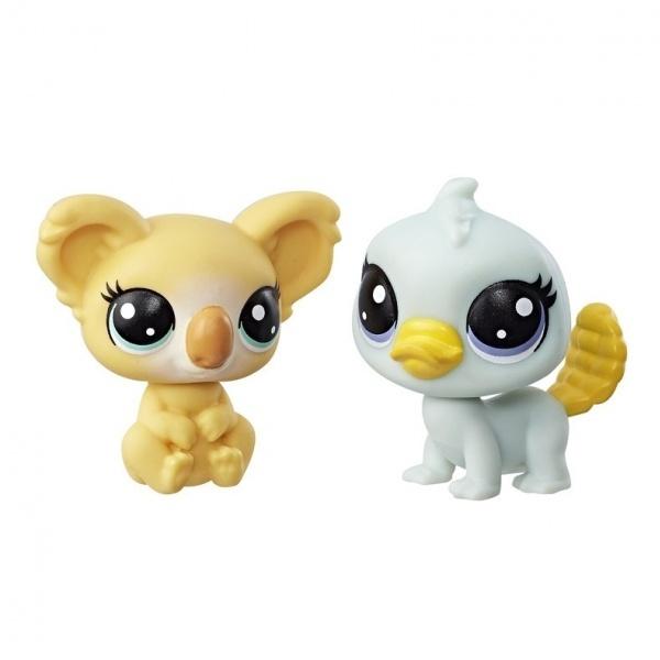 Littlest Pet Shop 2'li Mini Miniş