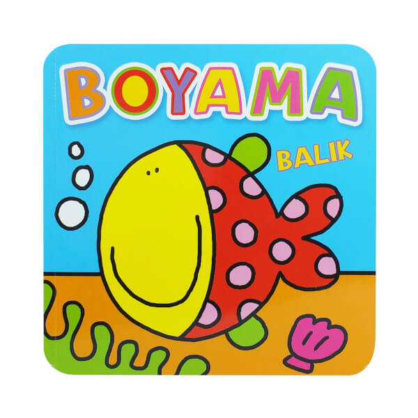 Balik Boyama Kitabi Toyzz Shop