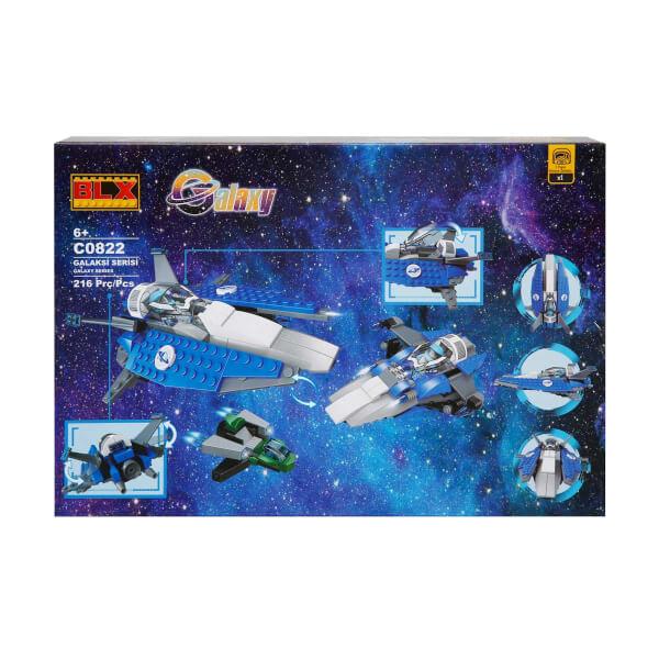 Yapım Seti: Galaksi Serisi C0822