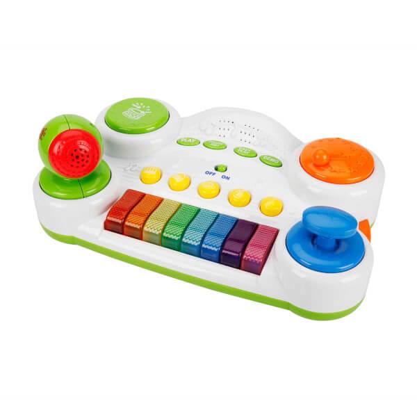 Sesli ve Işıklı Piyano
