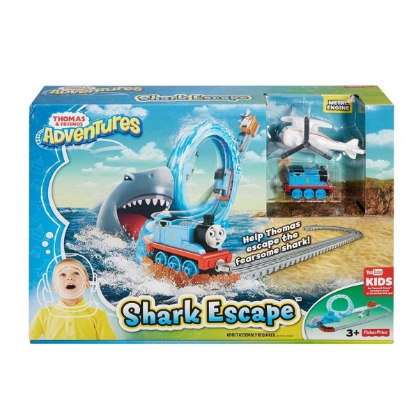 Thomas Köpekbalığı Macerası Oyun Seti