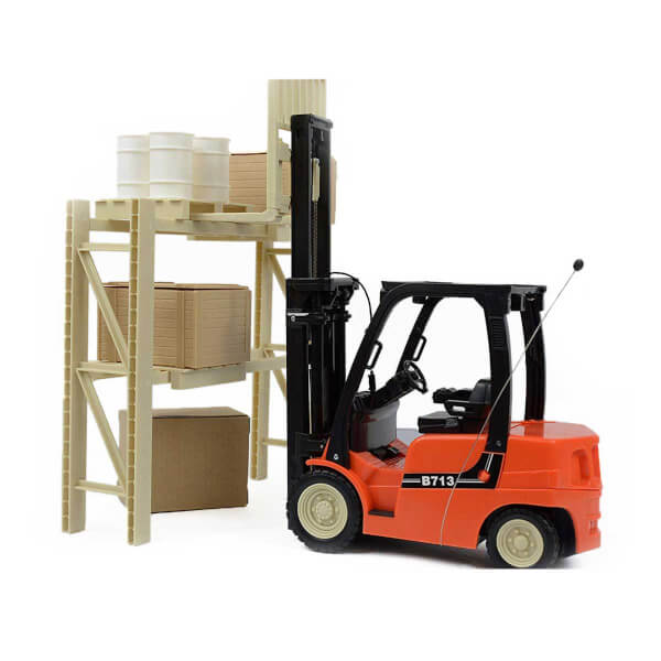 1:14 Uzaktan Kumandalı Forklift Oyun Seti