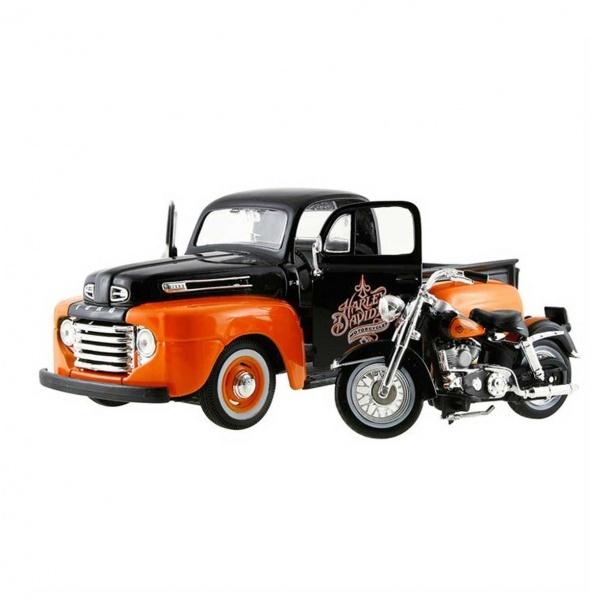 1:24 Maisto Ford Pick-Up 1948 Model Araba