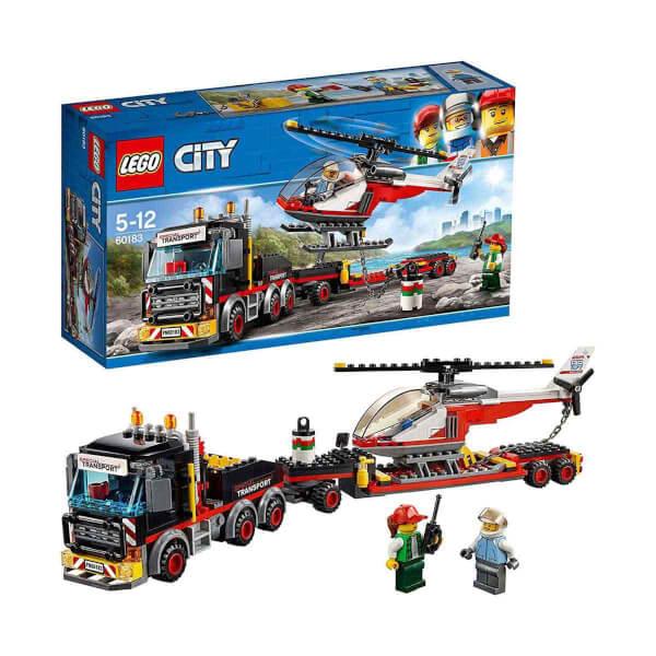 LEGO City Ağır Kargo Nakliyesi 60183