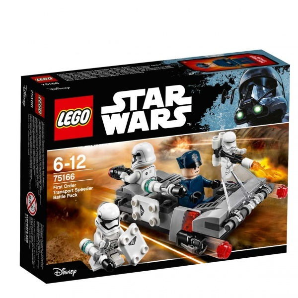 LEGO Star Wars First Order Transport Speeder 75166