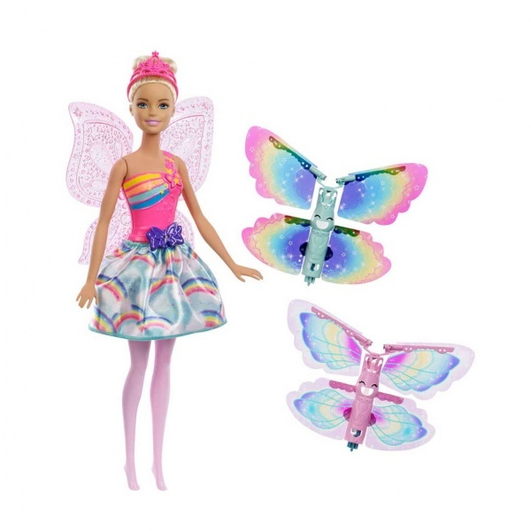Barbie Dreamtopia Kanatli Peri Barbie Frb08 Toyzz Shop