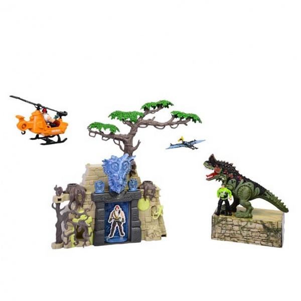 Sesli ve Işıklı Dino Valley Oyun Seti
