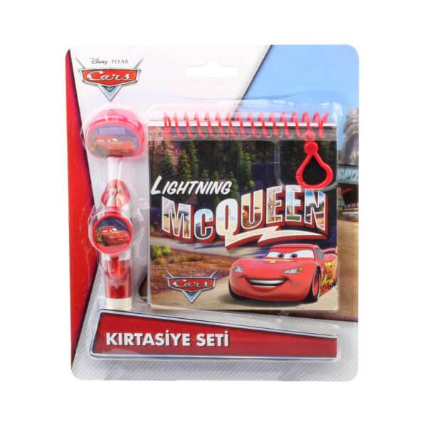 Cars Simsek Mcqueen Kirtasiye Seti Toyzz Shop