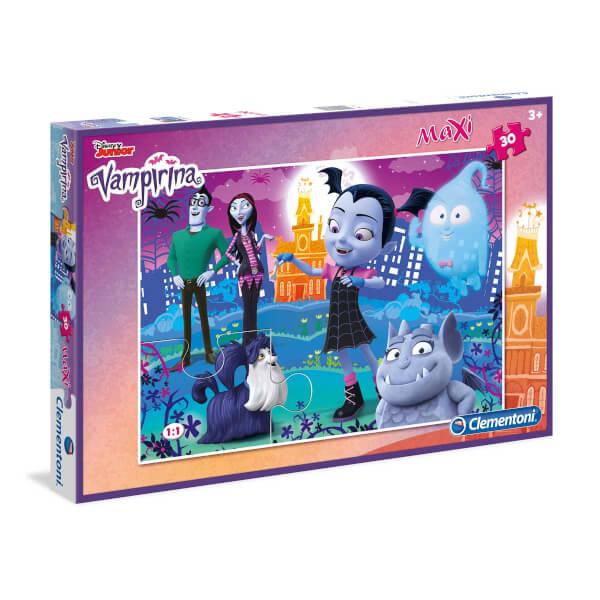 30 Parça Maxi Puzzle : Vampirina