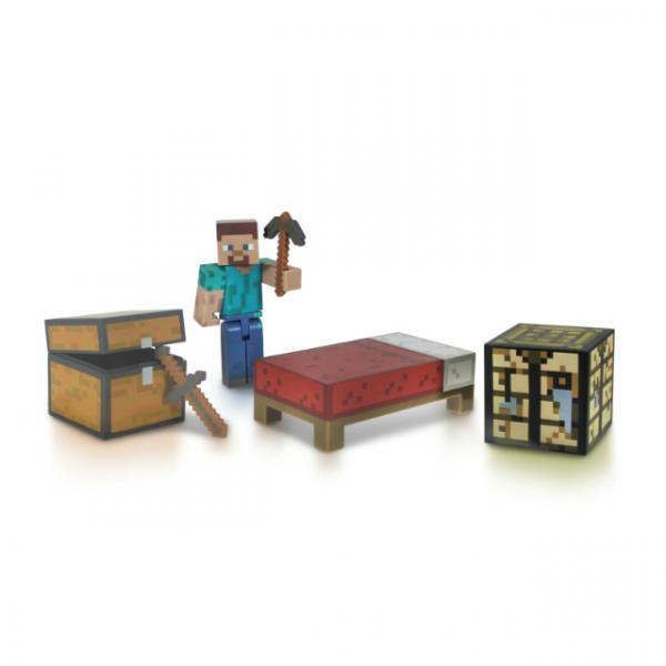 Minecraft Delüks Set