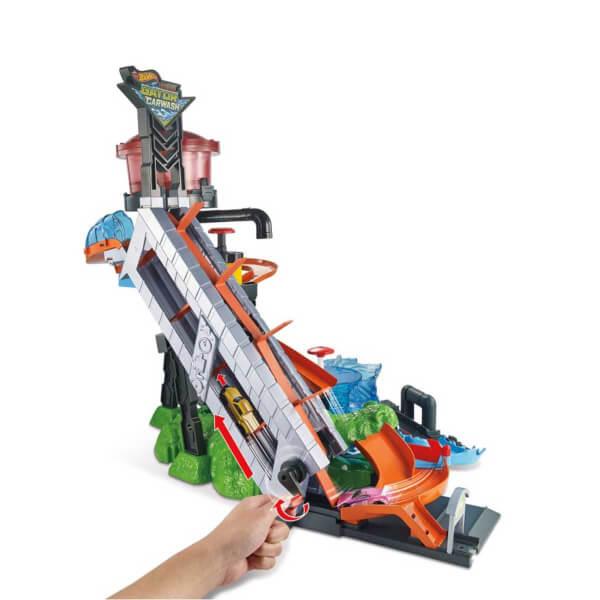 Hot Wheels Renk Değiştiren Arabalar Timsah Oyun Seti FTB67