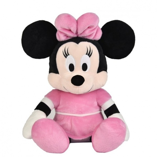Minnie Sarıl Bana Peluş 50 cm.